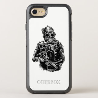 Steampunk Soldier Otterbox Phone Case