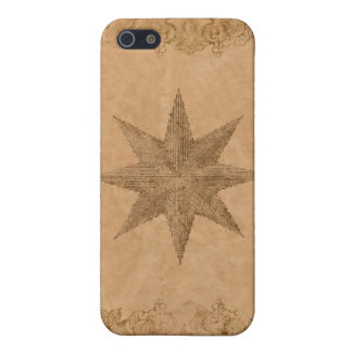Steampunk Star iPhone 5/5S Cover