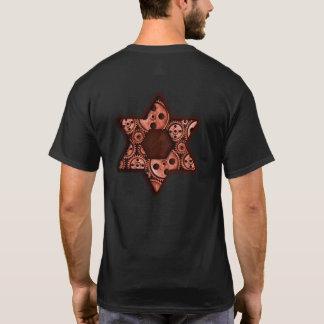 Steampunk Star of David T-Shirt