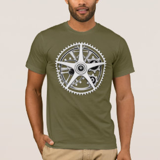 Steampunk Style Clockwork Gears T-Shirt