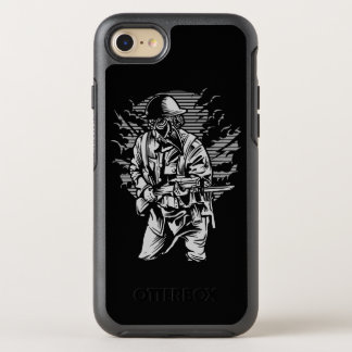 Steampunk Style Soldier Otterbox Phone Case