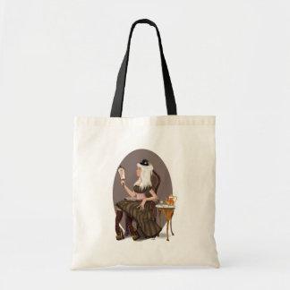 Steampunk Tea Tote Bag