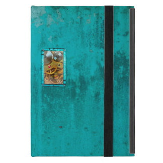 Steampunk Teal iPad Mini Case
