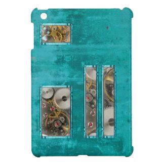 Steampunk Teal iPad Mini Cover
