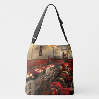 Steampunk - The Engine Room 1974 Crossbody Bag