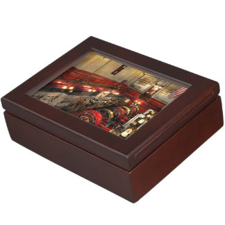 Steampunk - The Engine Room 1974 Keepsake Box
