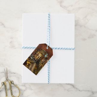Steampunk - Think Tanks Gift Tags