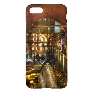 Steampunk - Think Tanks iPhone 7 Case