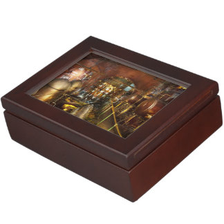 Steampunk - Think Tanks Keepsake Box
