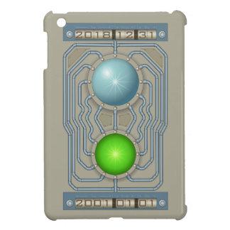 Steampunk time machine iPad mini case