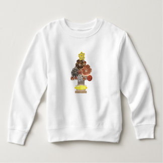 Steampunk Tree No Background Toddler Jumper Sweatshirt