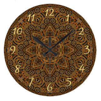 Steampunk Two Wall Clock
