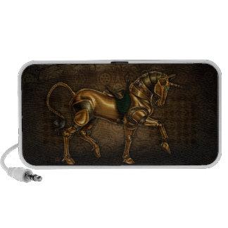 'Steampunk Unicorn' Custom Speaker
