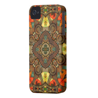 Steampunk Window iPhone 4 Case-Mate Cases