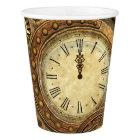 Steampunk, wonderful clockwork paper cup