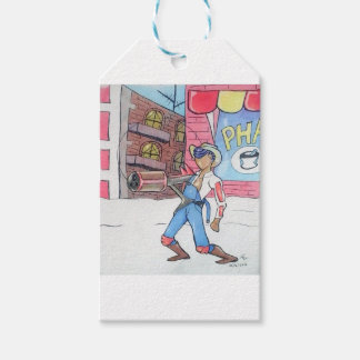 steampunkedhillbilly gift tags