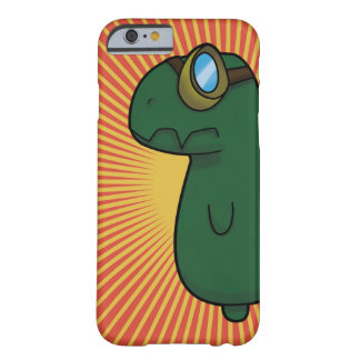 Steampunkosaurus Barely There iPhone 6 Case