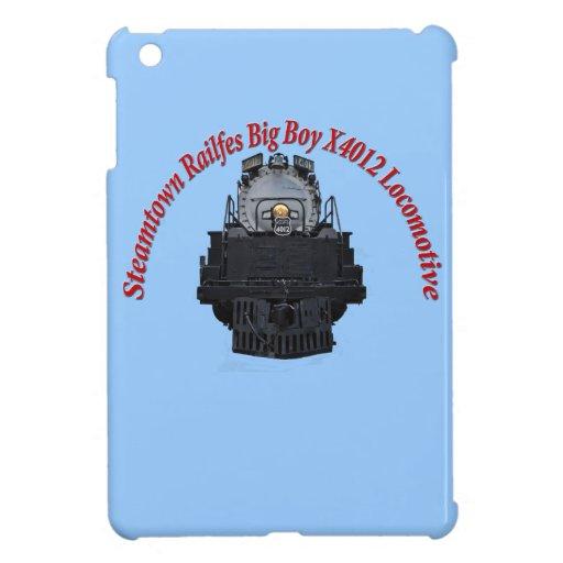 Steamtown Railfest Text Big Boy X4012 iPad Mini Cases