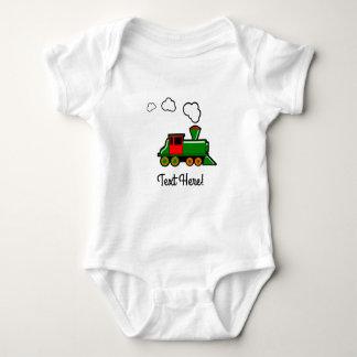 SteamTrain Baby Bodysuit