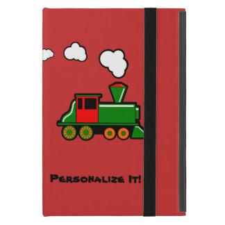 SteamTrain iPad Mini Cover
