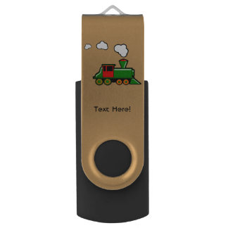 SteamTrain USB Flash Drive