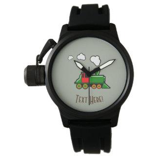 SteamTrain Watch
