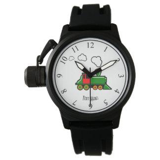 SteamTrain Watches
