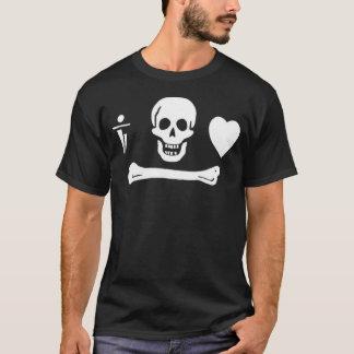 Stede Bonnet's Jolly Roger T-Shirt