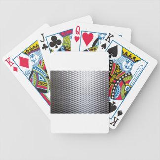 steel #16 poker deck