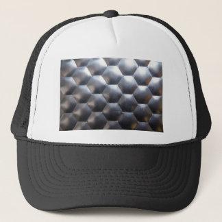 steel #3 trucker hat