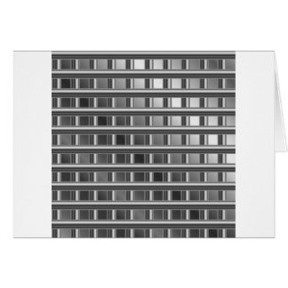 steel background greeting card