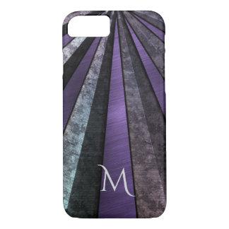Steel Bars Metal Look iPhone 7 Case