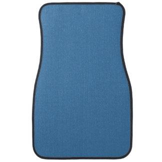 STEEL BLUE (solid color) ~ Floor Mat