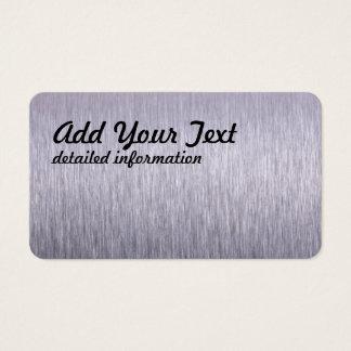Steel Brush Business Card