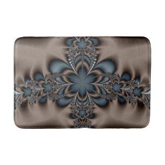 Steel butterflower bath mats