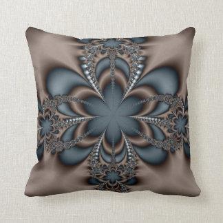 Steel butterflower pillows