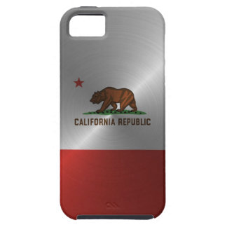 Steel California Republic iPhone 5 Cases