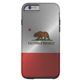 Steel California Republic Tough iPhone 6 Case