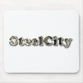 Steel City Mouse Pad