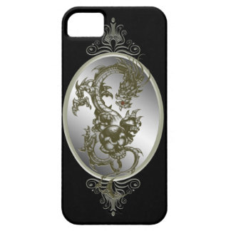 Steel Dragon iPhone 5G Case iPhone 5 Case