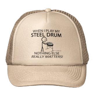 Steel Drum Nothing Else Matters Cap