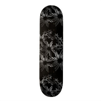 Steel Flowers Skate Decks