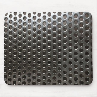 Steel Holes Mouse Pad