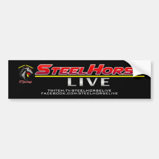 Steel Horse LIVE Decal