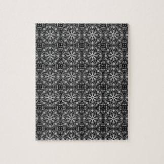 Steel Mandala Jigsaw Puzzle