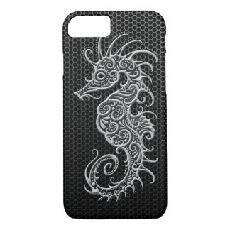 Steel Mesh Seahorse iPhone 8/7 Case