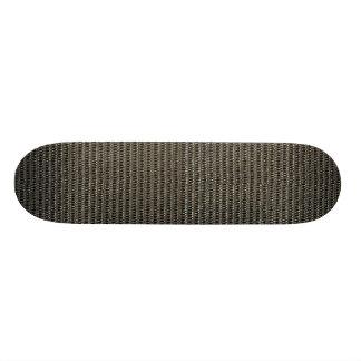 Steel Mesh Skate Deck