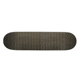 Steel Mesh 20 Cm Skateboard Deck