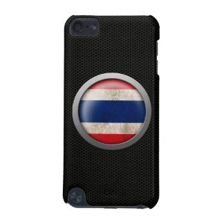 Steel Mesh Thai Flag Disc Graphic iPod Touch (5th Generation) Cover