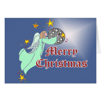 Steel Pan Christmas Card